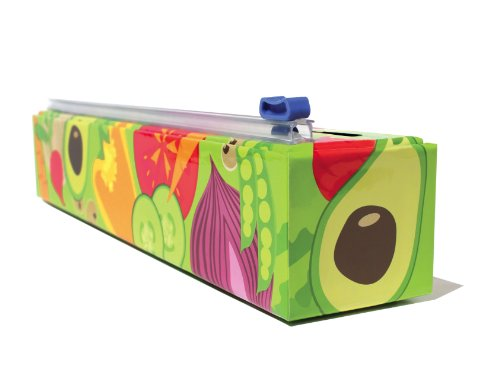 Chicwrap Veggies Refillable Dispenser Professional product image