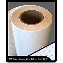 "3M Scotchgard Clear Bra Paint Protection Bulk Film Roll 6"" x 60"""