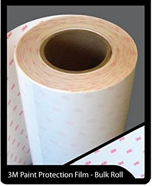 3M Scotchgard Clear Bra Paint Protection Bulk Film Roll 6-by-120-inches by Clear Defender