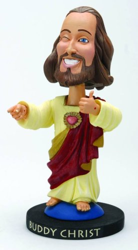 Amazon.com: Buddy Christ Bobble Head