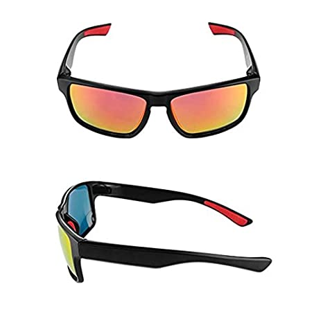 Outdoor Polarized Cycling Sunglasses Bike Riding Eyewear Goggles Sports Glasses