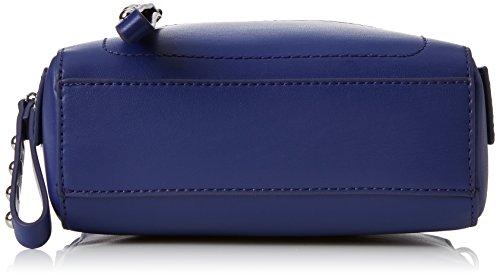B Blu Soft Borsa x 6x16x20 Love Baguette Borse Blue Nappa H Moschino T Donna Pu cm EqXwnw75