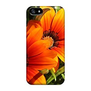 High Quality Shock Absorbing Case For Iphone 5/5s-gerberas
