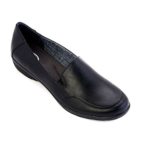 Dr. Scholls Dames Turner Loafers Zwart