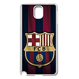 Barcelona Barcelona Samsung Galaxy Note 3 Cell Phone Case White VC9451G4