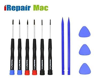 11 piezas Kit de herramientas de reparación juego para Apple MacBook ...