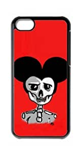 HeartCase Hard Case for Apple iPhone 5C ( Mouse Cartoon )