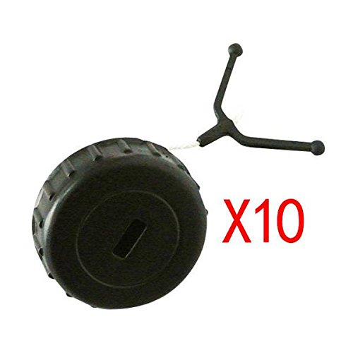 JRL 5Sets Gsa Fuel Oil Cap Accessories Fits For STIHL Chainsaw 017 018 MS170 180 Huang Machinery