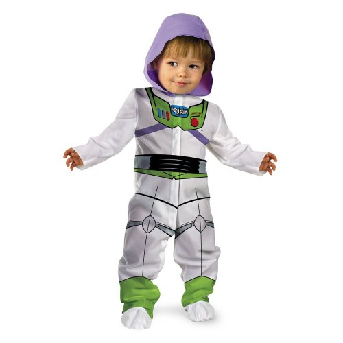 Buzz Infant-Size 12-18 months Costume (Disney Buzz Lightyear Costume)