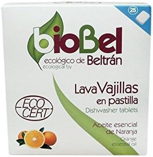 BioBel Pastillas Lavavajillas Eco - 25 Unidades: Amazon.es: Salud ...