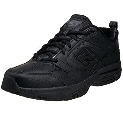 New Balance Men's MX608V2 Training Shoe,Black,11 EEEE