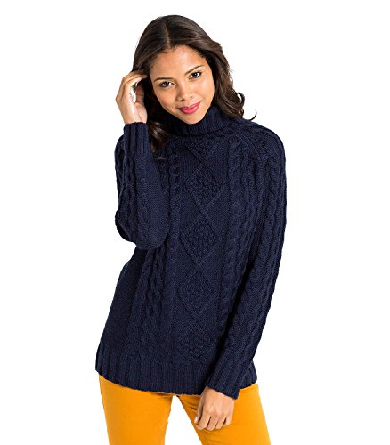 Irlandais Wool Overs Overs Wool Pull xXqpT4q
