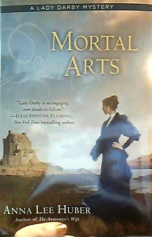 book cover of Mortal Arts