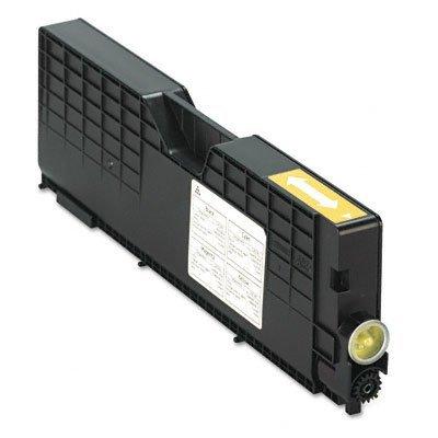 (Ricoh 402555 Laser Toner Cartridge - Yellow, Works for Aficio CL3500, Aficio CL3500DN, CL3500 Series , CL3500N)