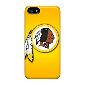 iphone 4s AmM2919kDLi Custom Attractive Washington Redskins Pattern Great Hard Phone Cover -SherriFakhry