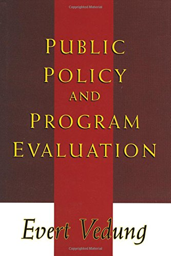 Public Policy and Program Evaluation PDF