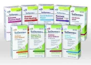 TriDerma contrôle psoriasis 2,2 oz