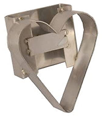 "Heavy Duty 304 Stainless Steel 4/"" Heart Shape Cutter Cookie Cutter"