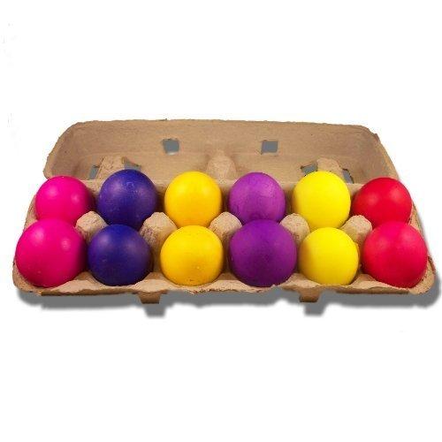 48 Cascarones Confetti Eggs
