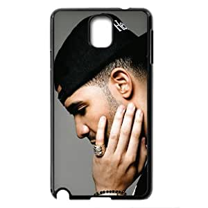 Singer Drake Pattern Productive Back Phone Case For Samsung Galaxy NOTE3 Case Cover -Style-9