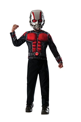 Marvel Ant Man Costume (Marvel Ant-Man Muscle Chest Costume Shirt Set)