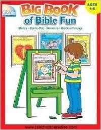 Book Big Book of Bible Fun