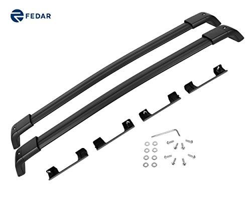 Load Rack Easy Trail (Fedar Roof Rack Cross Bar Cargo Carrier for 2008-2013 Nissan X-TRAIL)