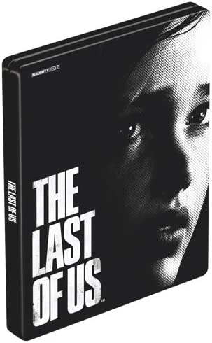 Amazon com: The Last of Us Limited Edition Steelbook Case