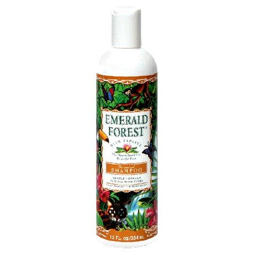- Emerald Forest Botanical Shampoo, Gentle Formula, 12-Ounces (Pack of 3)