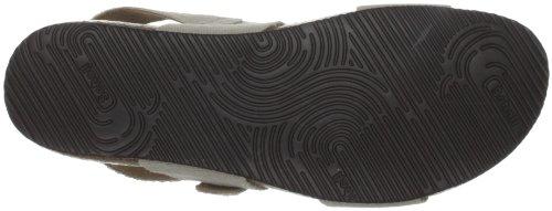 Scholl Ruk - Sandalias de cuero hombre gris - Grau (Taupe)