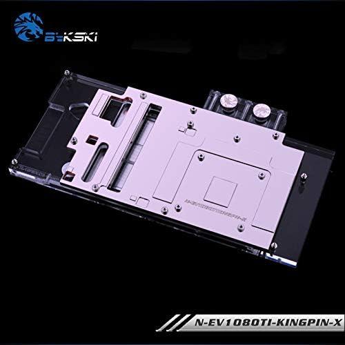 Bykski N-EV1080TI-KINGPIN-X GPU Block for EVGA GTX1080Ti Kingpin