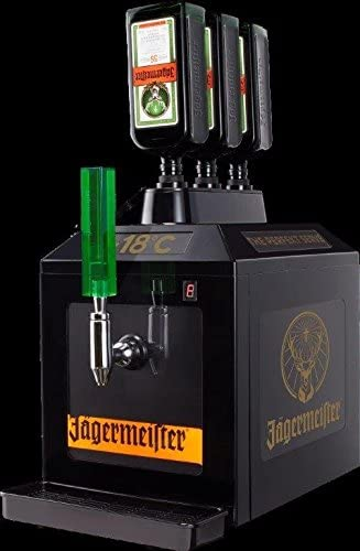 Jagermeister Shot Machine Jager Tap Model Jemus Barware Bar Tools Drinkware