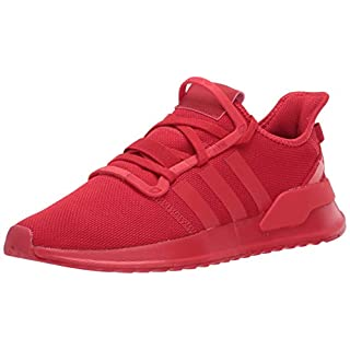 adidas Originals Men's U_Path Run Sneaker, Scarlet/Scarlet/Scarlet, 13