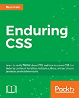 Enduring CSS Front Cover