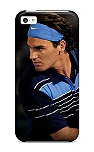 Awesome SHXUYBY2068NsDSC ZippyDoritEduard Defender Tpu Hard Case Cover For Iphone 5c- Roger Federer