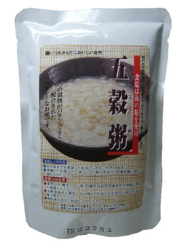 Kojima Foods five grains porridge (200g) 20 Kekesu sale goods by Kojima Foods