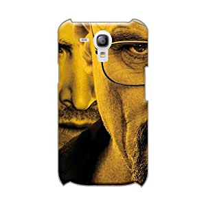 Shock Absorbent Hard Phone Cases For Samsung Galaxy S3 Mini With Unique Design Trendy Breaking Bad Cast Image MarcClements