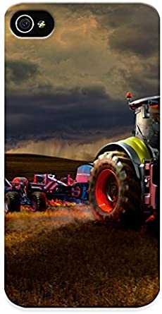 Tendance 97091bc4672 iPhone 5/5S Coque pour tracteur Claas Axion ...