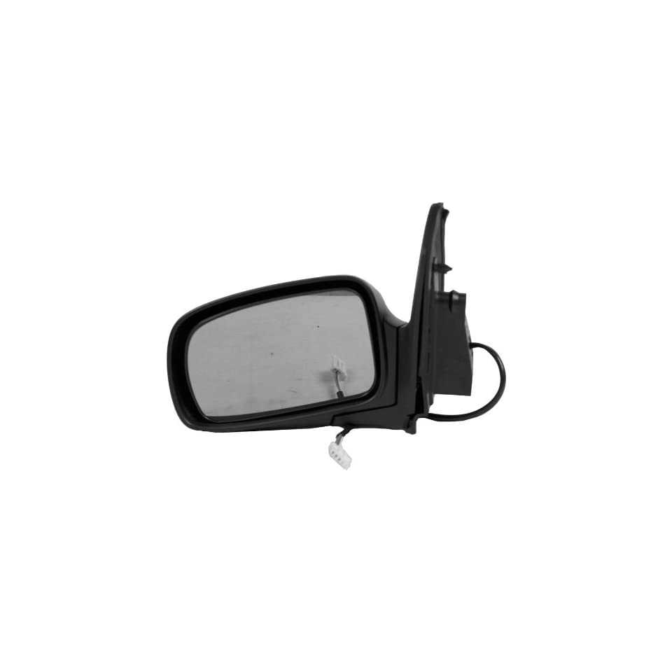OE Replacement Mercury Villager/Nissan Quest Van Driver Side Mirror Outside Rear View (Partslink Number NI1320146)