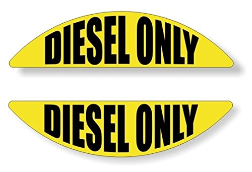2-pcs-greatest-popular-diesel-only-car-stickers-fuel-door-gas-labels-oil-decal-size-1-x-3-3-4-color-