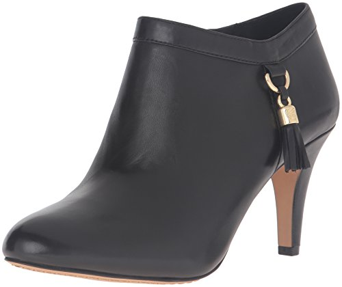 Ankle Bootie Women's Black Nappa Vecka Vince Camuto wqpF810t