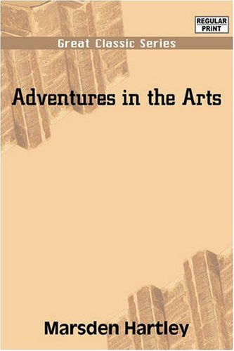 Read Online Adventures in the Arts pdf epub