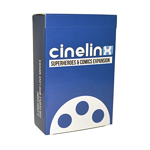Cinelinx: Superheroes & Comics Expansion