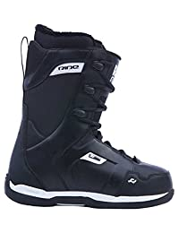 Ride Orion Snowboard Boots Black Mens Sz 9.5