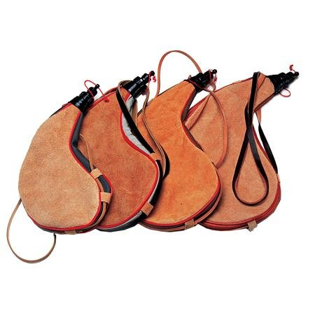 Leather Bota Bags 1.5 qt.