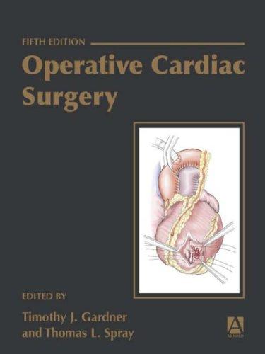 Operative Cardiac Surgery, Fifth edition (Medicine) Pdf