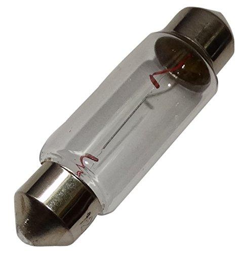 Aerzetix - 10 x lampadina 39mm 12V 5W C5W . C4736-XH1