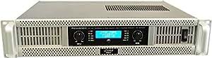 Pyle-Pro PEXA5000 Pro - Amplificador de audio (5000 W)