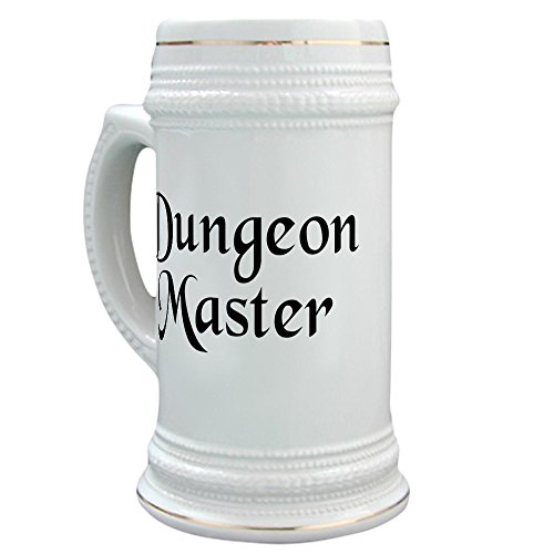 CafePress Dungeon Master Stein Ceramic
