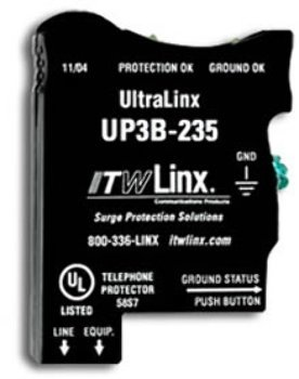 UltraLinx 66 Block/235V Clamp/ Computers, Electronics, Office Supplies, Computing ()